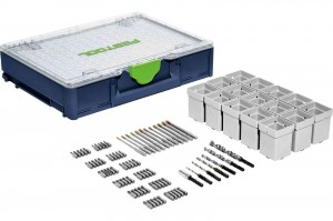 Festool Systainer³ Organizer SYS3 ORG M 89 CE-M