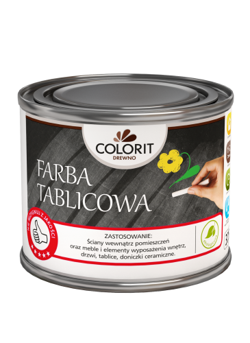 Farba tablicowa 500 ml Colorit